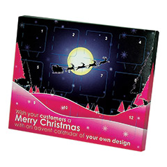 Promotion advent calendar